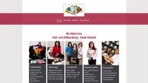 website my styline, tapetenshop